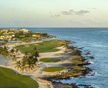 GOLF COURSES IN PUNTA CANA